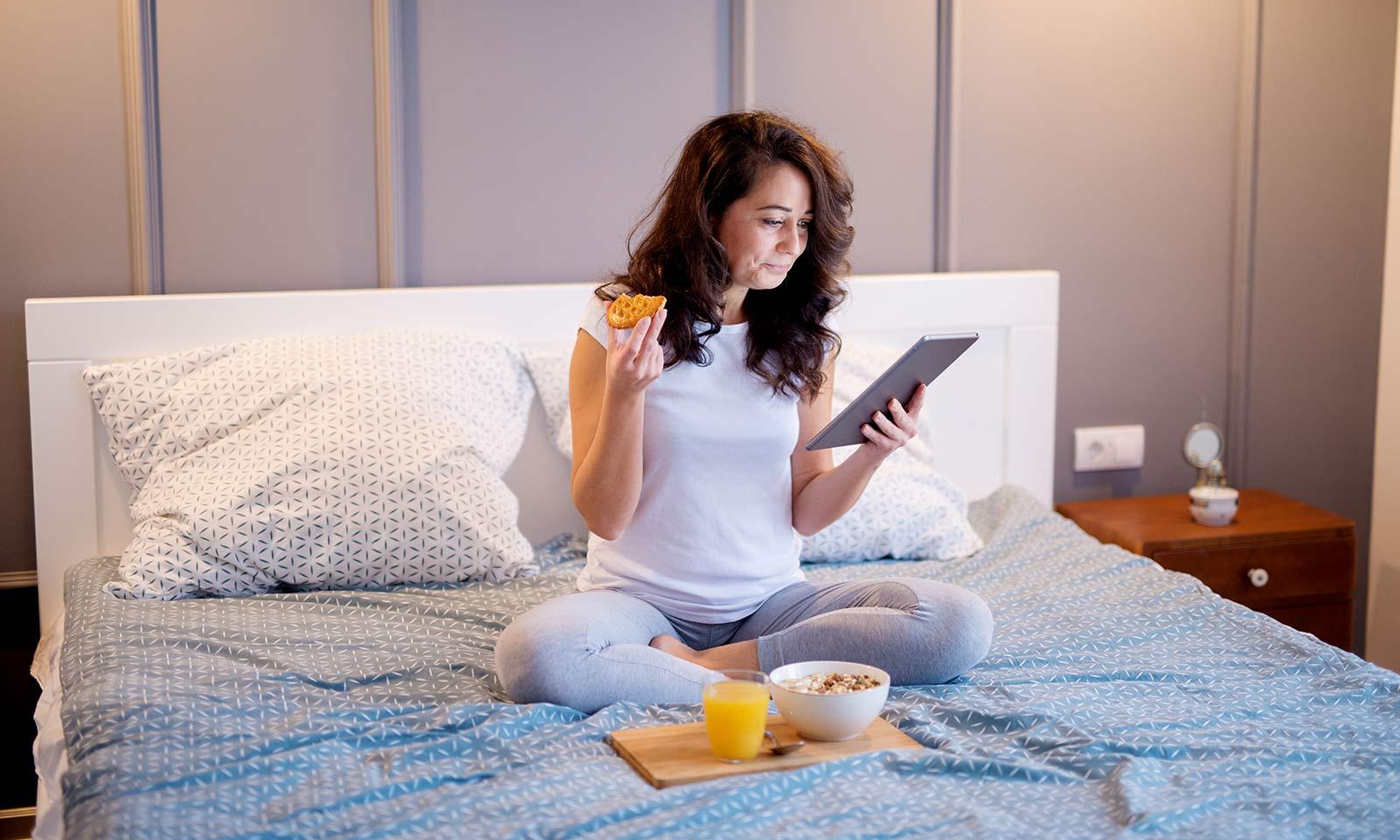 Tips Meningkatkan Kualitas Tidur Pada Ibu Hamil
