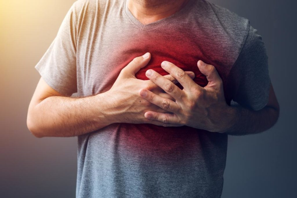 Body Gives Signs Before HEART ATTACK